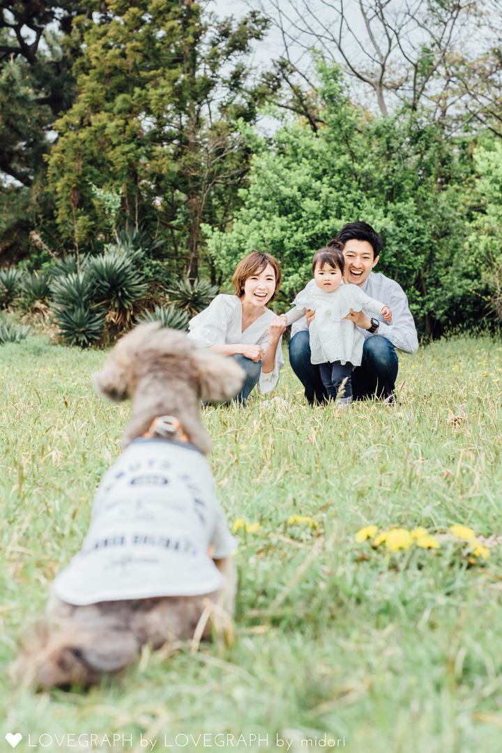 arare&kaya family | 家族写真(ファミリーフォト)