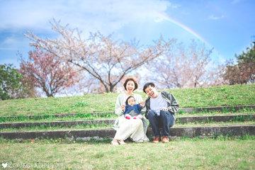 Nishiura Family | 家族写真(ファミリーフォト)