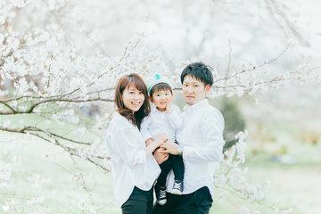 Naganuma Family | 家族写真(ファミリーフォト)