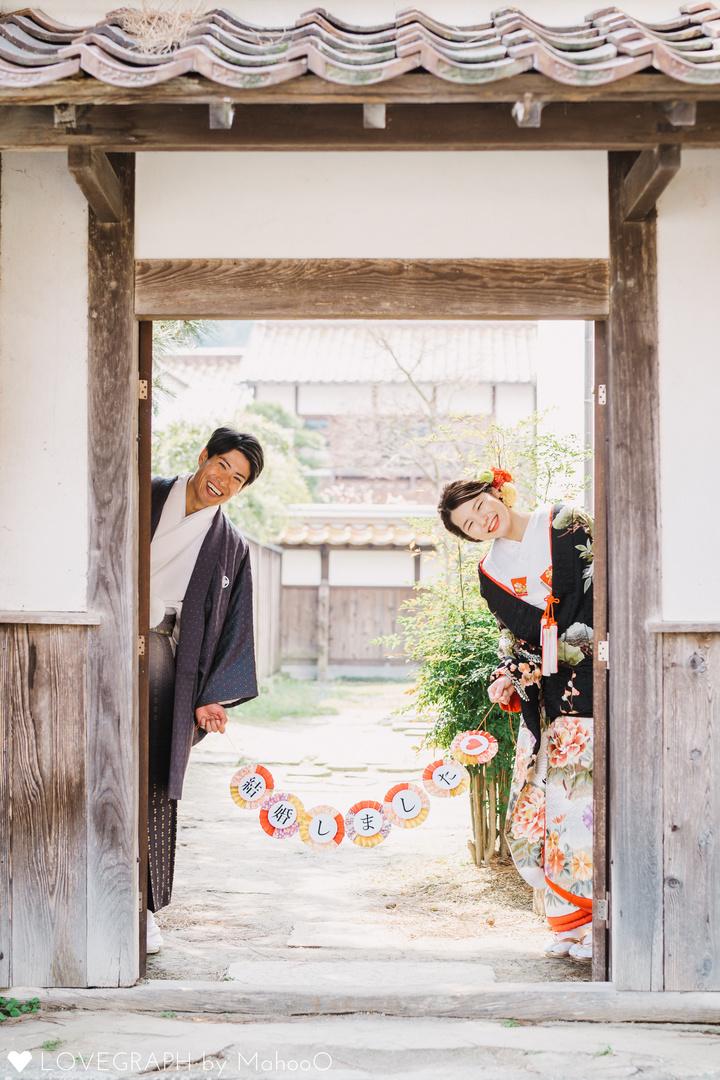 MAO &JURI | 夫婦フォト