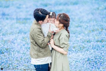 emma〜1/2birthday〜 | 家族写真(ファミリーフォト)