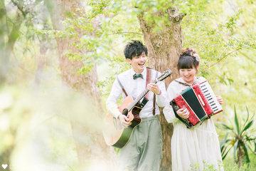 chiharu × mana | 夫婦フォト