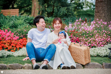 Sumile's Half Birthday | 家族写真(ファミリーフォト)