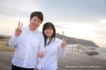 Yu-ki × Minori   夫婦フォト
