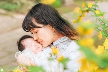 みよこ お宮参り | 家族写真(ファミリーフォト)