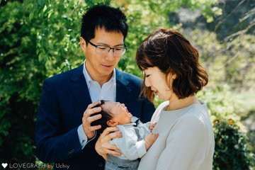 Masaki Family | 家族写真(ファミリーフォト)