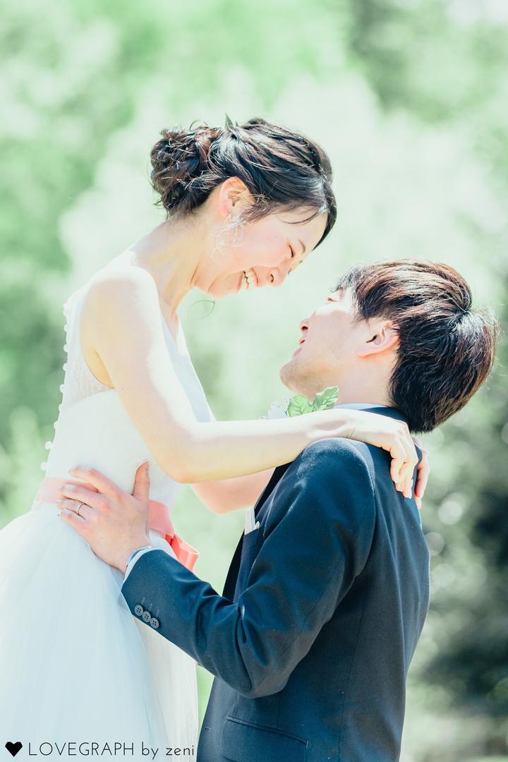Taiki × Ayako   夫婦フォト