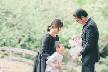 Miori Family | 家族写真(ファミリーフォト)