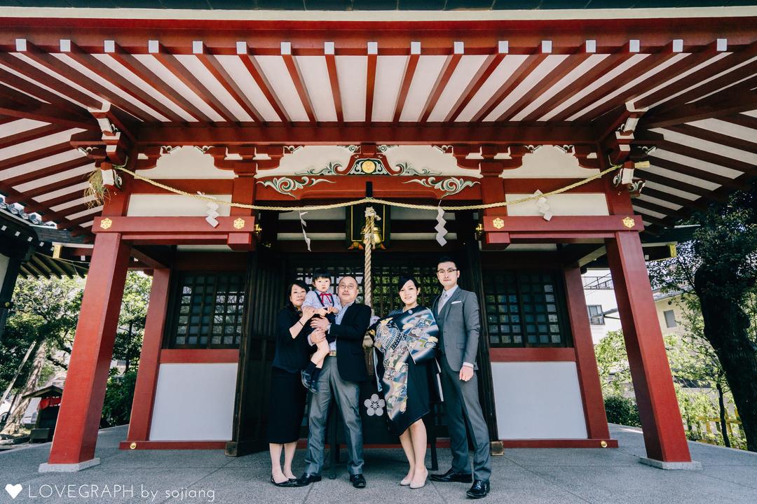 kiyo family   家族写真(ファミリーフォト)
