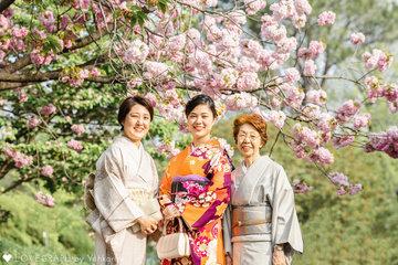 Happy 2019 Spring | 家族写真(ファミリーフォト)