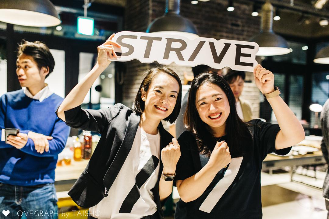 STRIVE | フレンドフォト(友達)