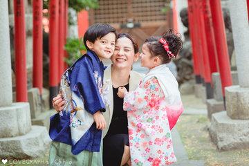 Haru Satsu | 家族写真(ファミリーフォト)