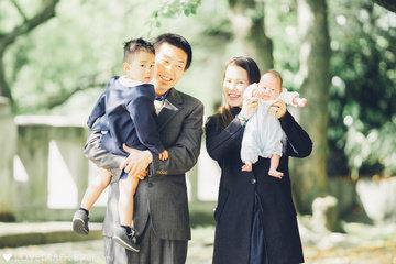 adachi family | 家族写真(ファミリーフォト)