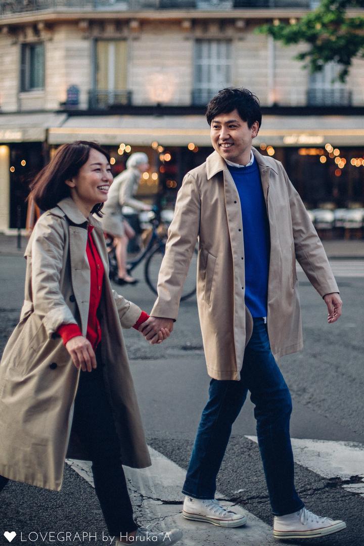 L'anniversaire des 10ans de mariage de Aki et Keigo   | 夫婦フォト