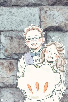 Keiya×Hiromi   夫婦フォト