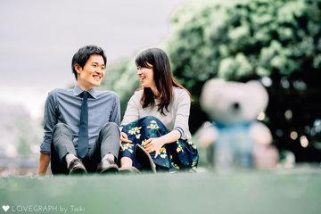 Yusuke×Marina | 夫婦フォト