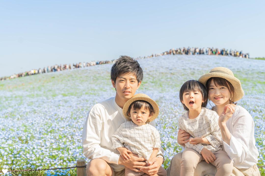 はるしゅーFamily | 家族写真(ファミリーフォト)