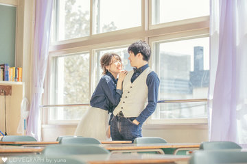 Yuta × Koharu | 夫婦フォト