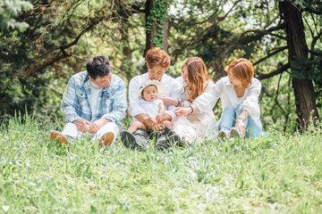 5/5 family | 家族写真(ファミリーフォト)
