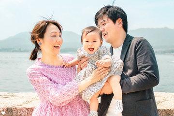 Aoi's 1st Birthday | 家族写真(ファミリーフォト)