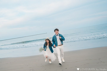 Kyosuke × Airi  | 夫婦フォト
