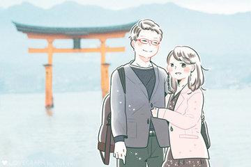 Michi × Norina   カップルフォト