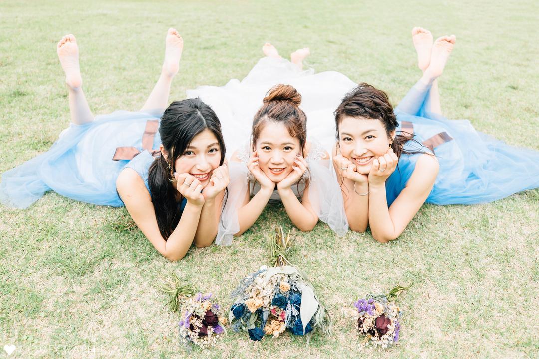 Yumina×Haruka×Chieko | フレンドフォト(友達)