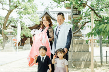 seira family | 家族写真(ファミリーフォト)