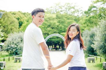 Jun &Saya | カップルフォト