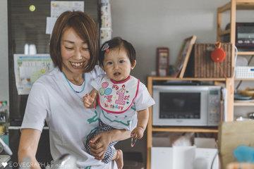 YUKI's !st birthday | 家族写真(ファミリーフォト)