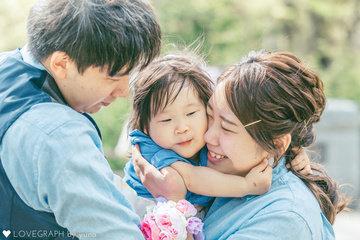 T×C Family | 夫婦フォト