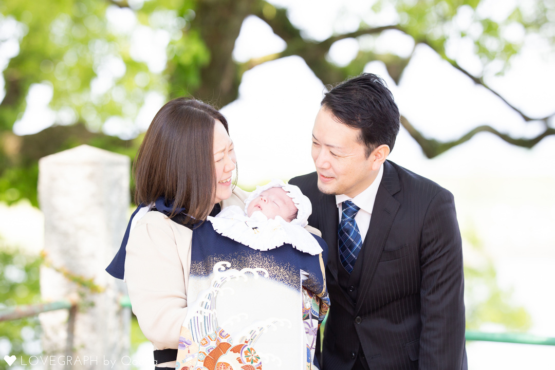 Mahiro Family | 家族写真(ファミリーフォト)