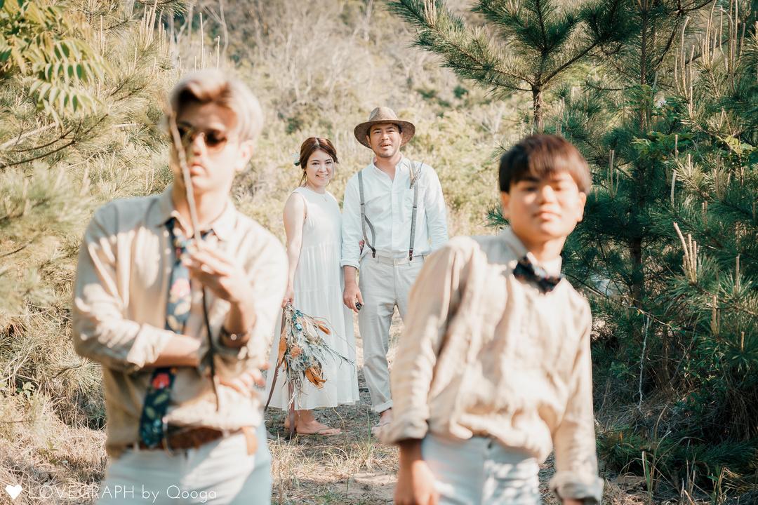 Chochi Family | 家族写真(ファミリーフォト)