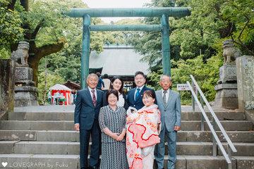 Ioku Family | 家族写真(ファミリーフォト)