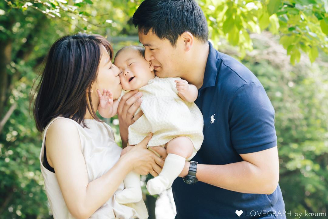 HIRO Family   家族写真(ファミリーフォト)