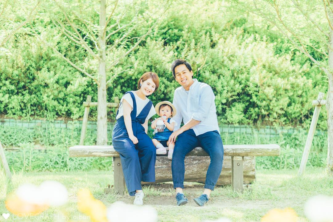 Chisa 1st Birthday | 家族写真(ファミリーフォト)
