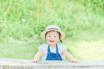Chisa 1st Birthday   家族写真(ファミリーフォト)