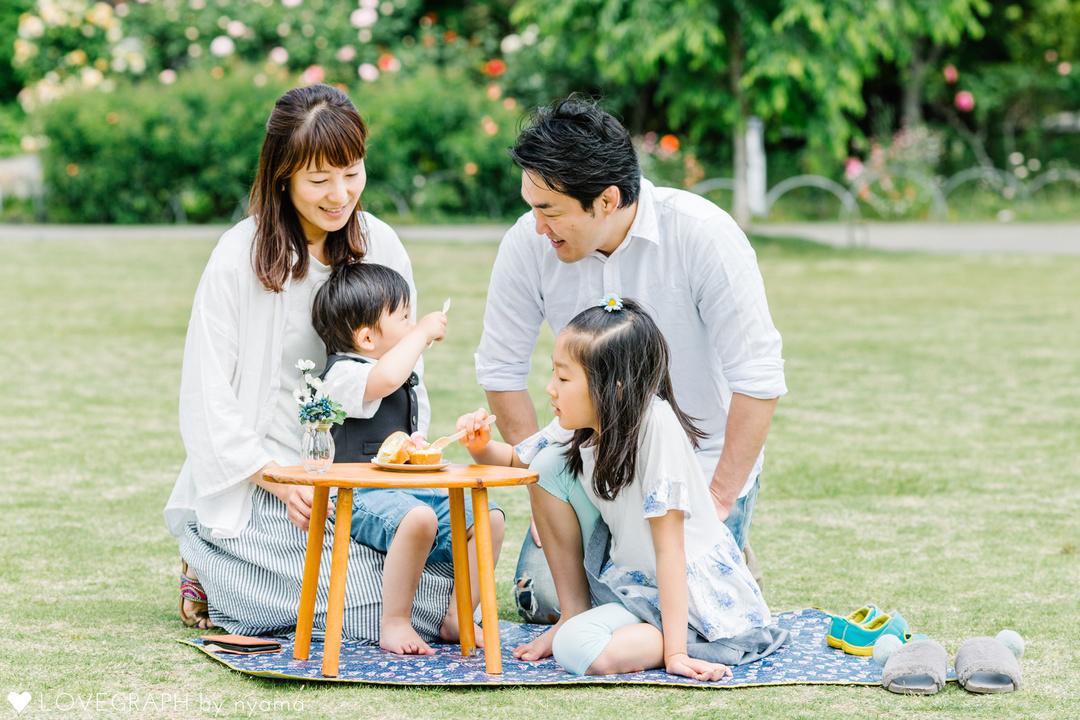 Hiromi family   家族写真(ファミリーフォト)