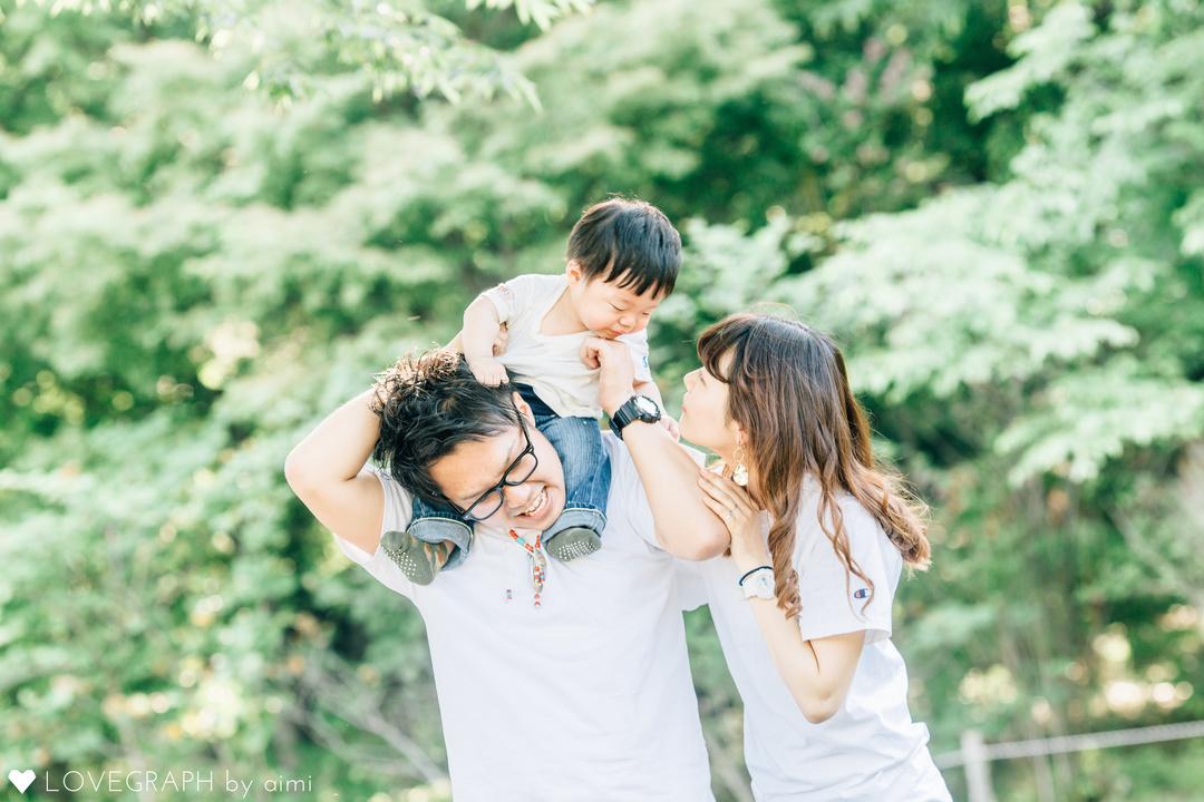 Yuito  Family | 家族写真(ファミリーフォト)