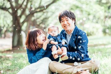 toda family   家族写真(ファミリーフォト)