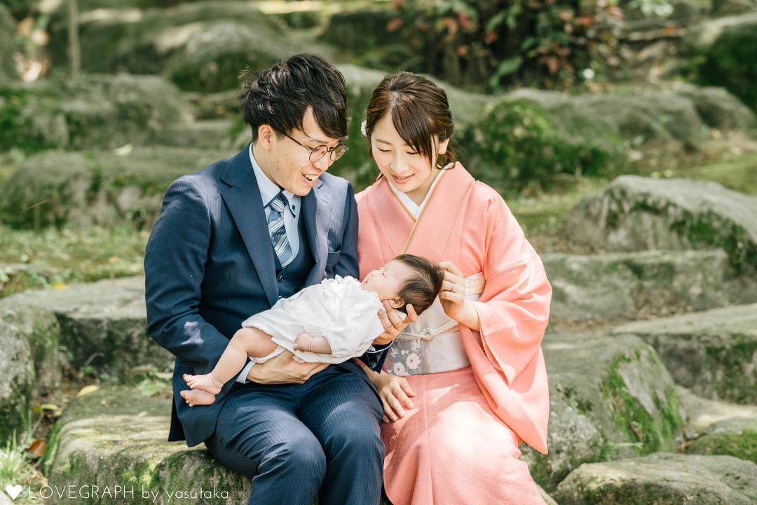 Chika Family | 家族写真(ファミリーフォト)