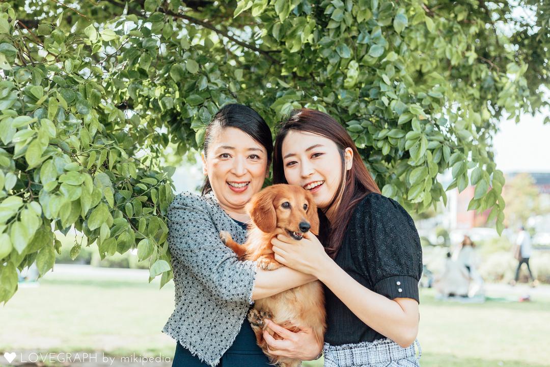 Chii Family | 家族写真(ファミリーフォト)