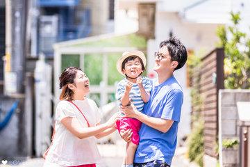 Kiichiro Family | 家族写真(ファミリーフォト)