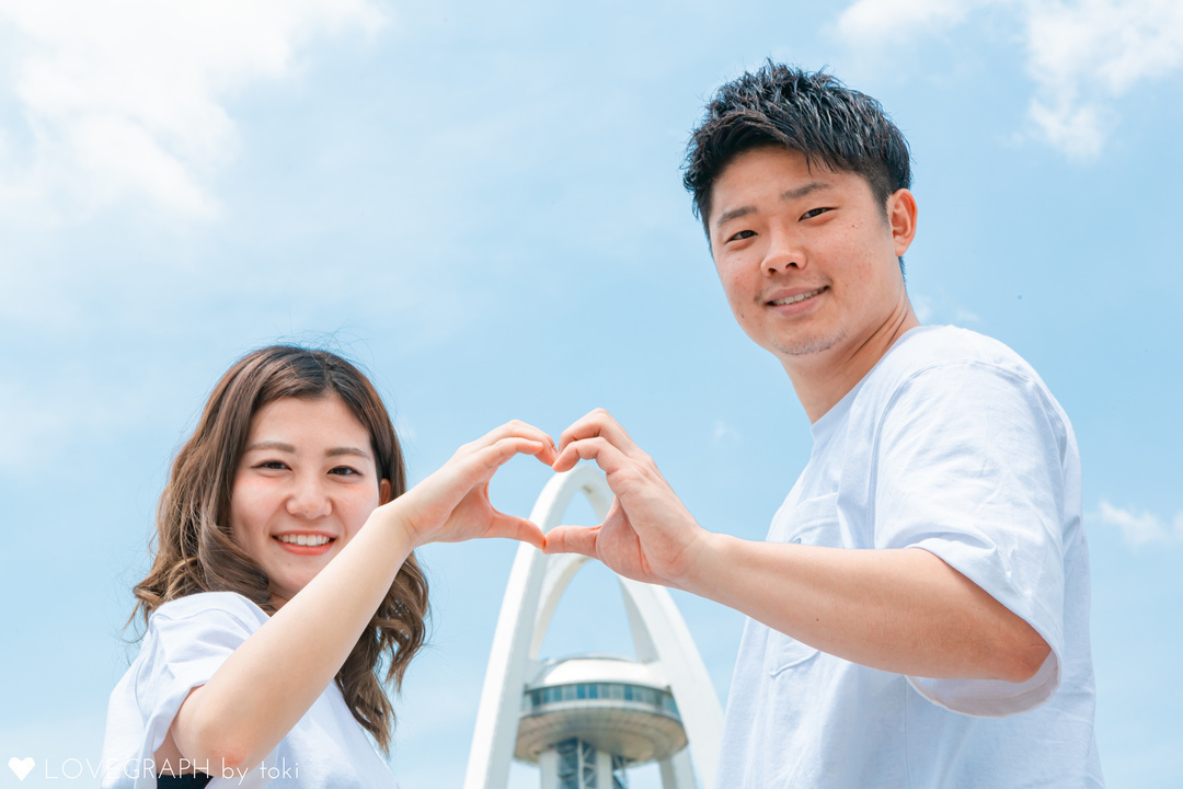 TATSUYA&KYOKA | カップルフォト