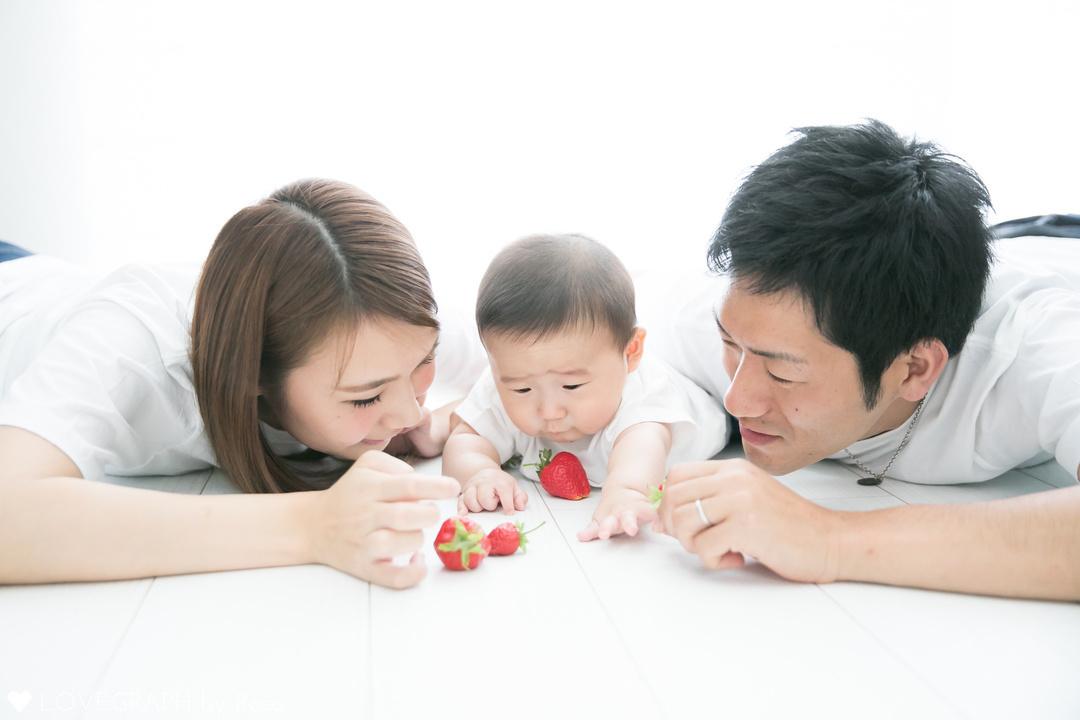 N family   家族写真(ファミリーフォト)