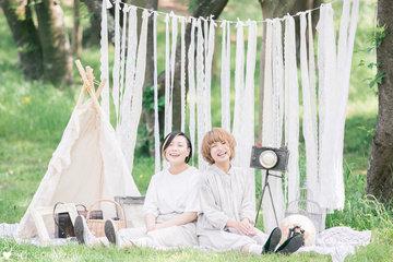 Asuka&Lala | フレンドフォト(友達)