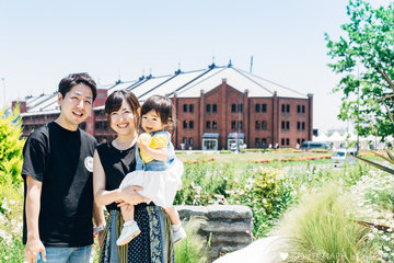 Ashizawa Family | 家族写真(ファミリーフォト)