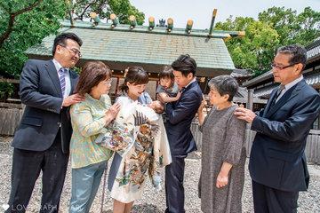 Furushou Family | 家族写真(ファミリーフォト)