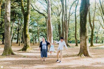 German x Japanese Family | 家族写真(ファミリーフォト)