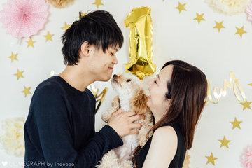 愛犬との日常 | 家族写真(ファミリーフォト)
